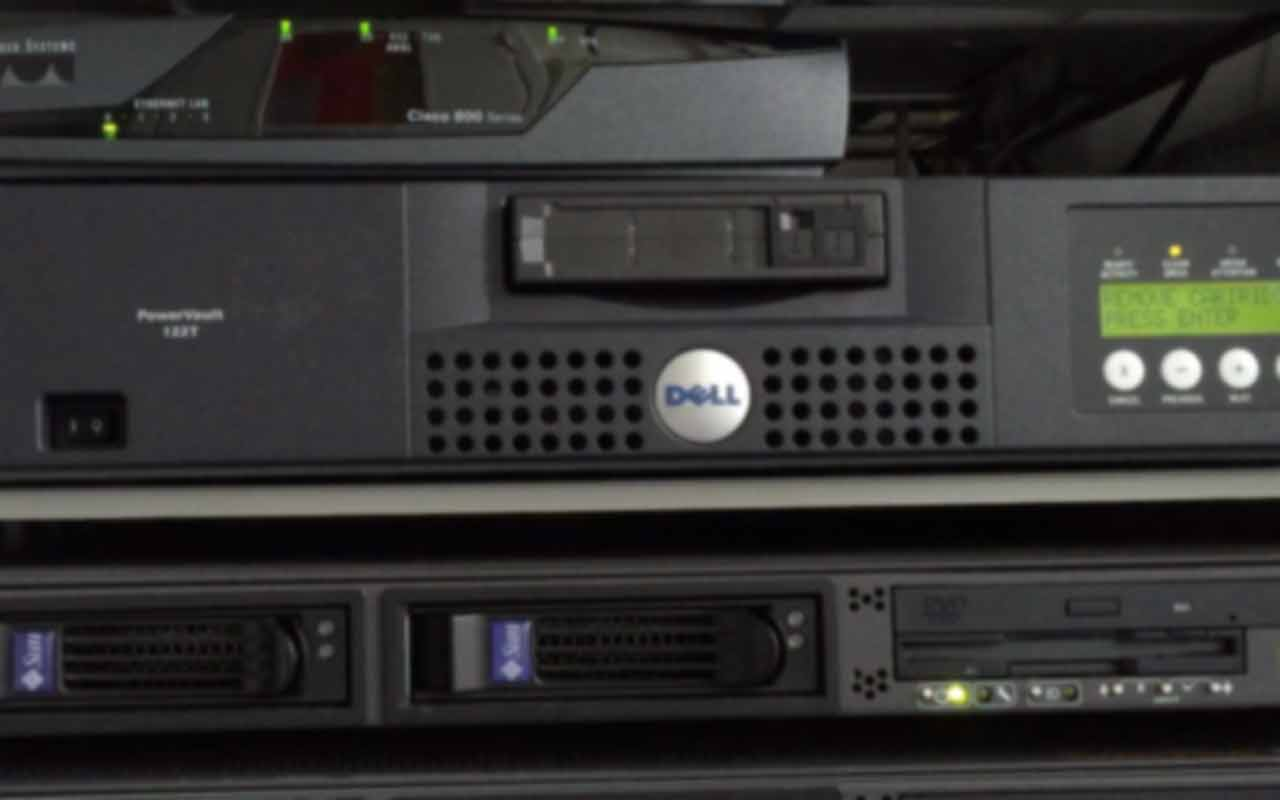 Guaranteed data recovery - DELL Servers, Tapes, RAIDs