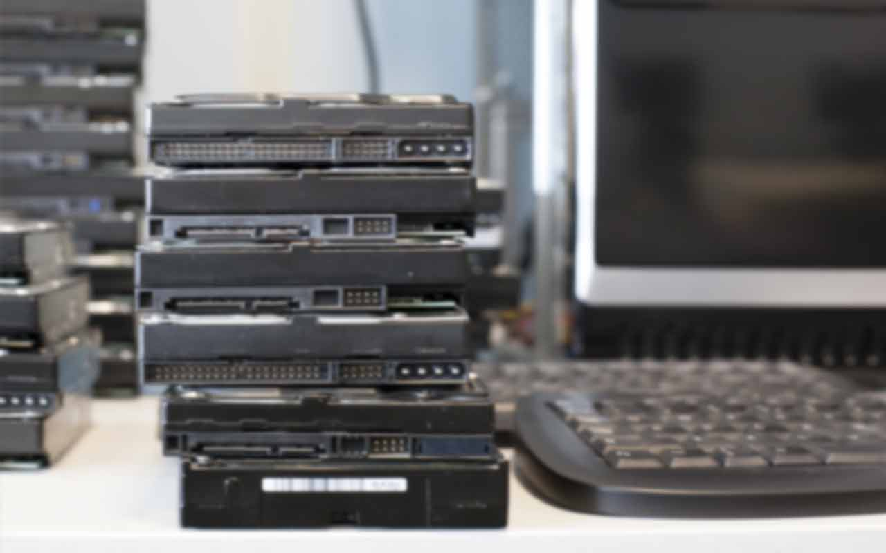 PC, MAC, Workstation, Desktop computer Hard Disk Repair