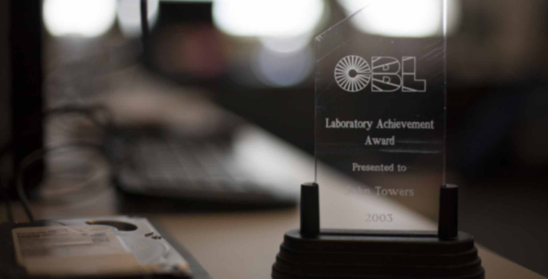 CBL Data Recovery AWARDS